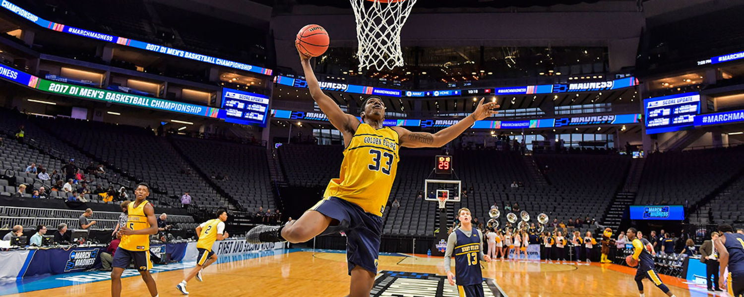 Kent State Preps for NCAA Tournament Game