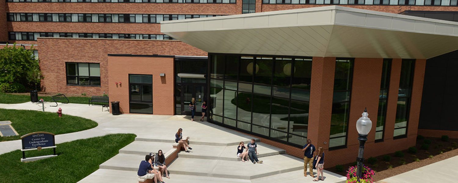 Kent State University's Center for Undergraduate Excellence has received LEED Gold certification.