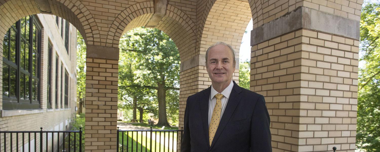 Todd Diacon, Ph.D., Kent State University's 13th President