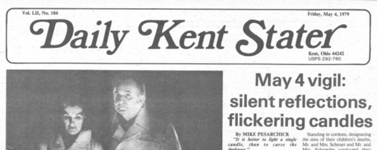 Kent Stater editors have covered 50 years of May 4 anniversaries.