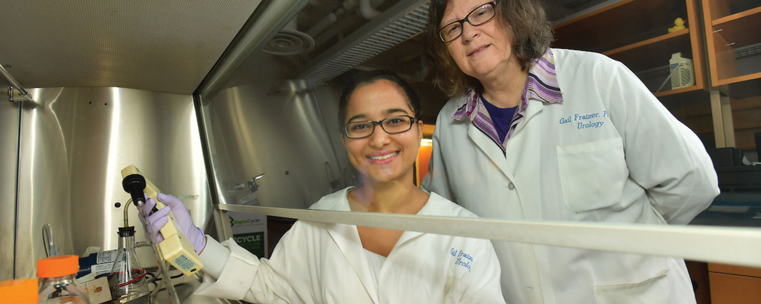From Refugee To Cancer Researcher