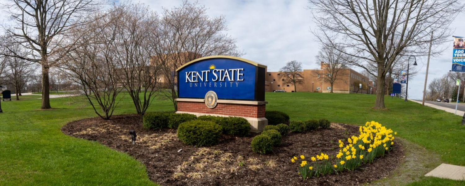 Picture of Kent State Campus