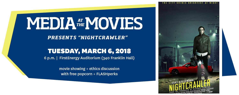 Media At The Movies - Nightcrawler