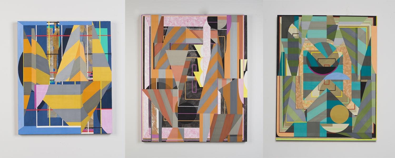Gianna Commito, Rachel Uffner Gallery 2018