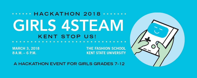 Girls Hackathon Event Banner