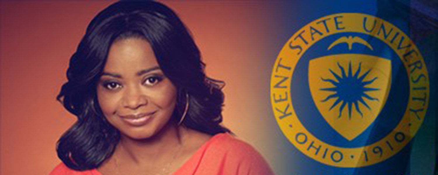 Academy Award-winning actress and author Octavia Spencer will be the keynote speaker for the first university-wide Commencement ceremony on May 13.