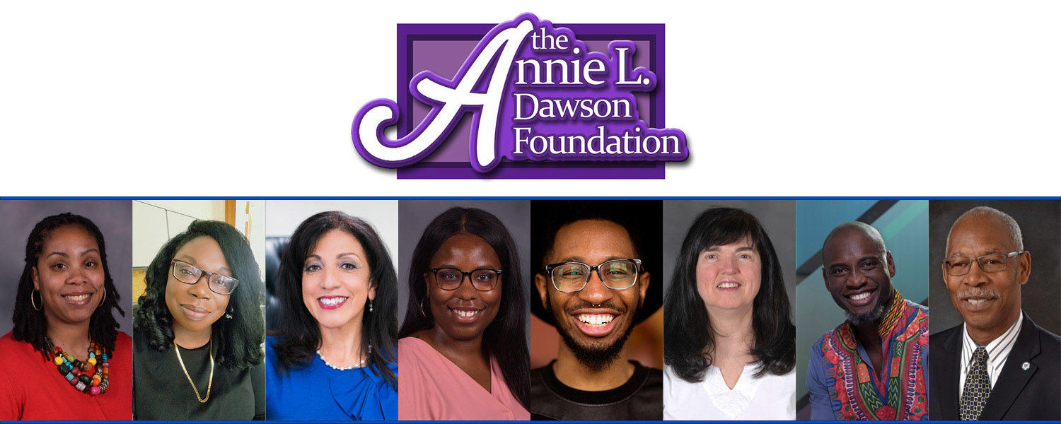 The honorees of the 2018 Diversity and Scholarship Celebration: The Annie L. Dawson Foundation, Christa Porter, Janice Byrd, Sharlene Chesnes, Elizabeth Jean, Manny James, Betsy Justice, Gregory King and Billy Soule.
