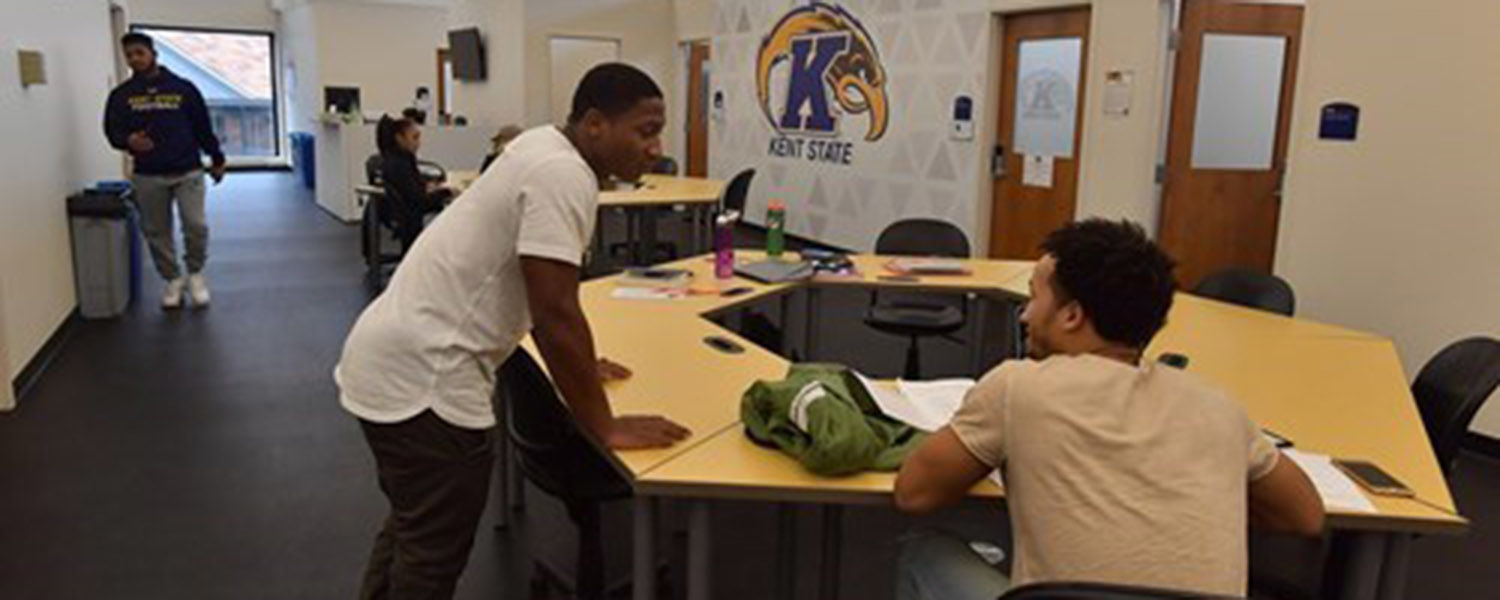The Jenkins Student-Athlete Academic Center is the latest advancement in Kent State University Intercollegiate Athletics' initiative to improve student-athlete welfare.