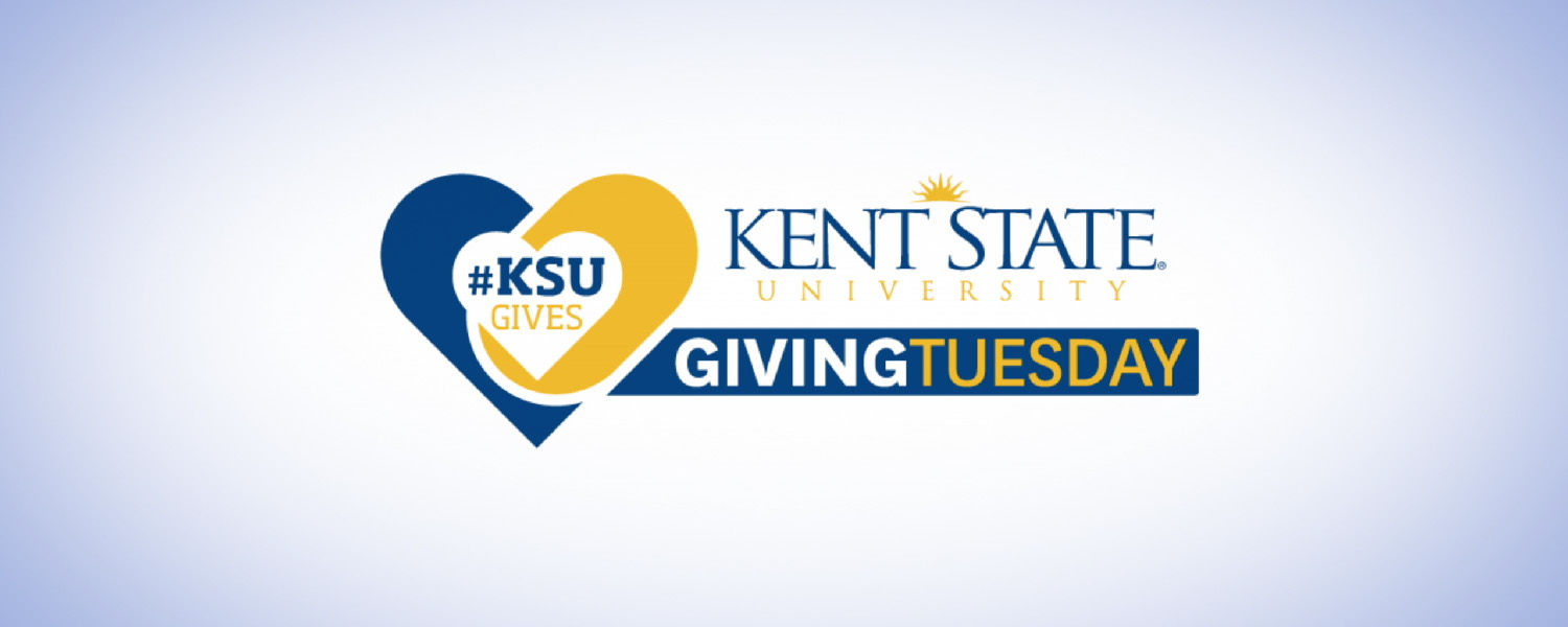 Kent State University's monthlong Giving Tuesday campaign puts students first.