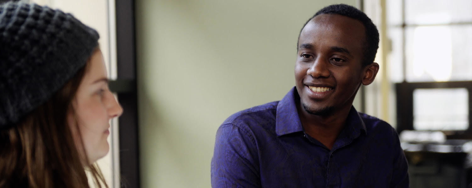 Pacifique Niyonzima, a Kent State University graduate student, shares how he overcame incredible odds to earn a degree and discover his purpose in higher education.