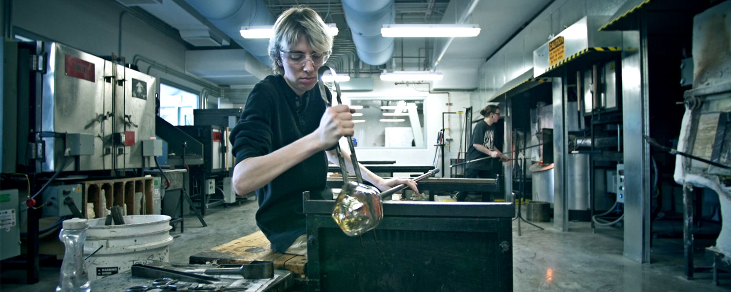 Kent State's School of Art Offers Unlimited Avenues for Creativity