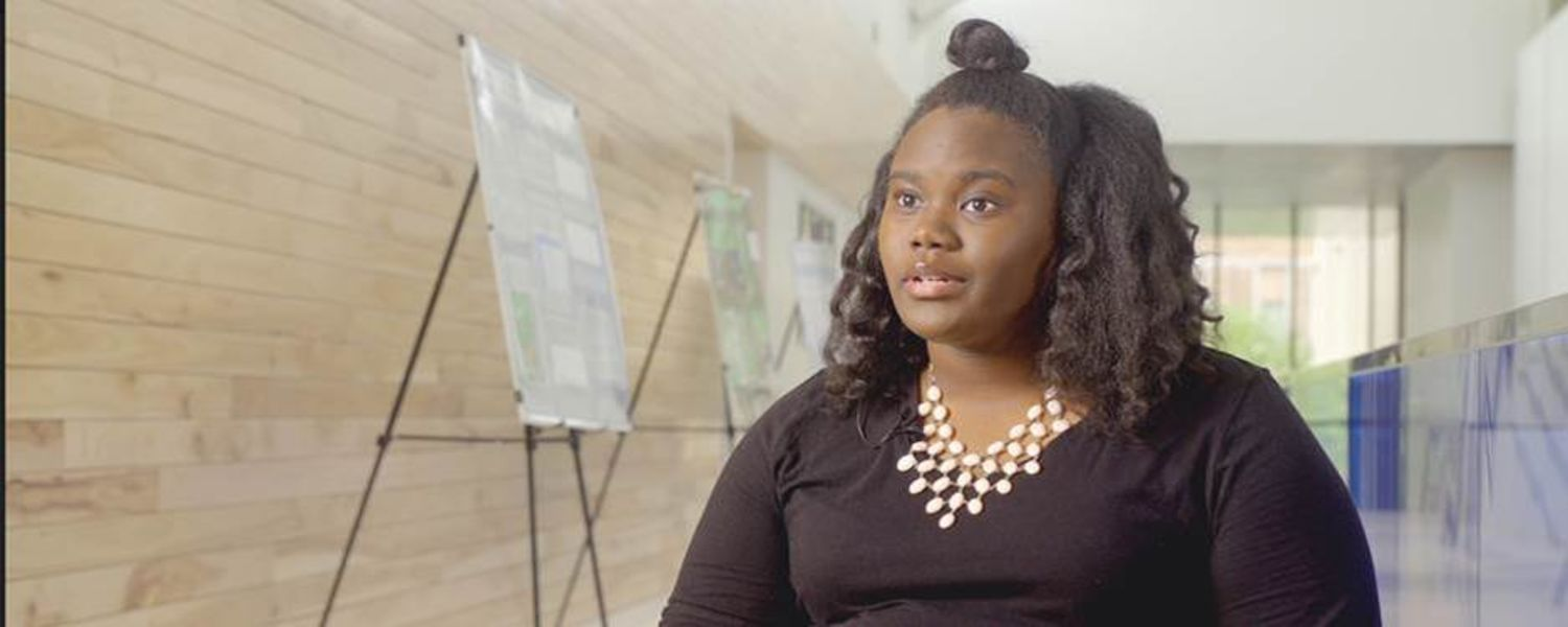 Daisy Smith discovered her purpose at Kent State University.