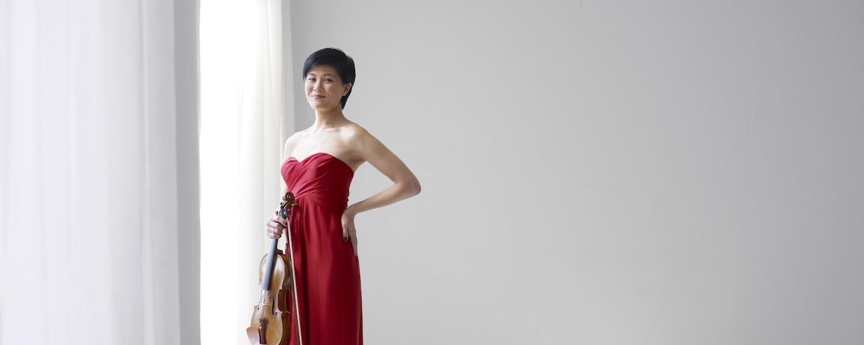 Violinist Jennifer Koh, Kulas Visiting Artist