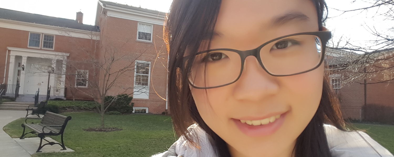 Summer 2020 Intern Eva Zhang
