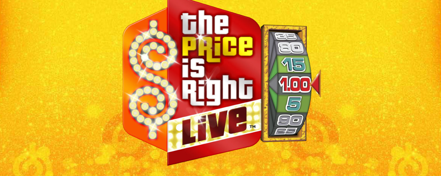 The Price is Right Live graphic
