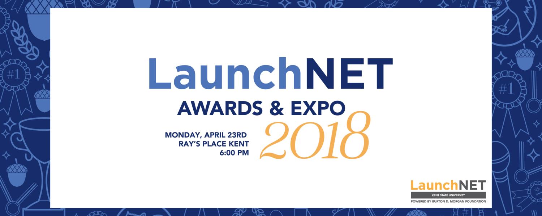 LaunchNET awards & Expo 2018