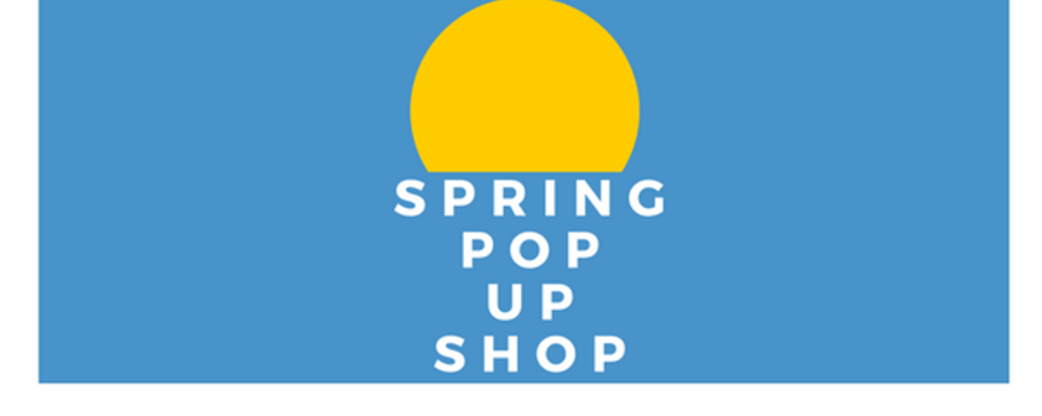 LaunchNET Spring pop-up shop on April 20