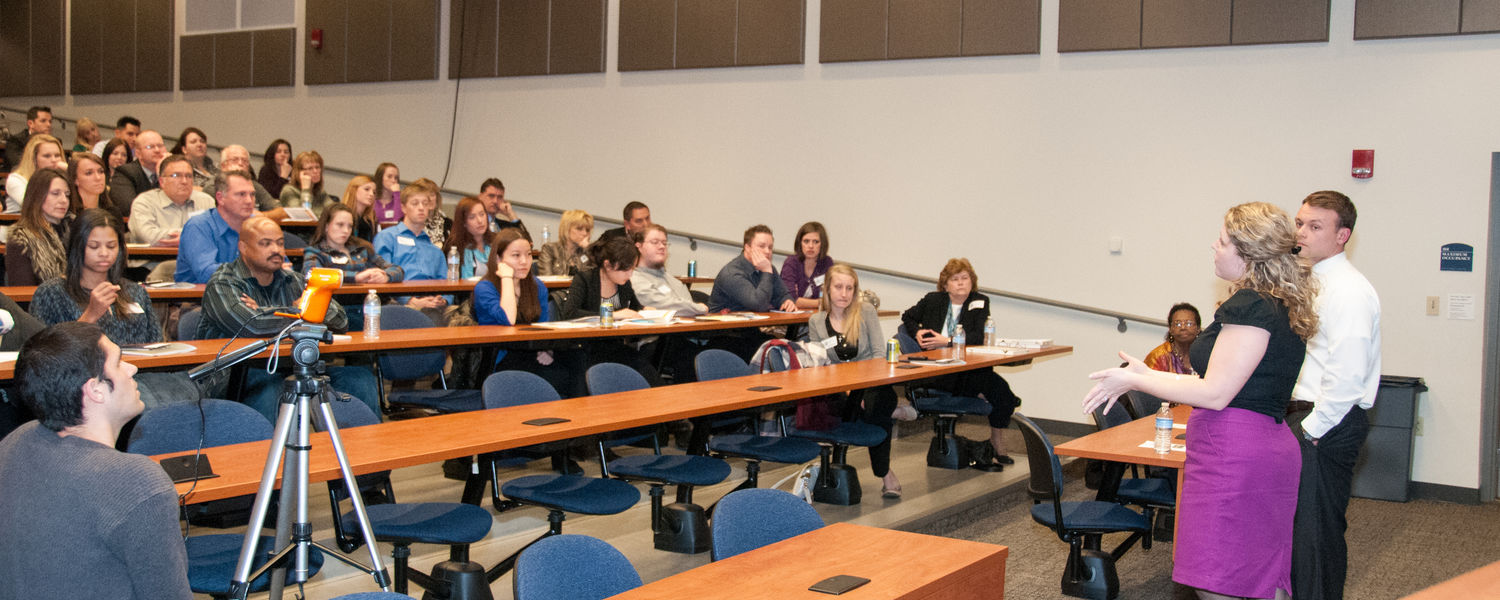 "School of Communication Studies alumni share ""First Job Interviewing Tips"" with current students."