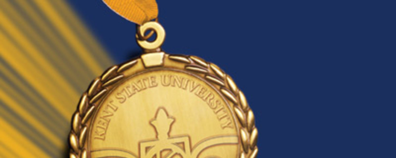 The Kent State University Alumni Association is accepting nominations for the 2015 Alumni Awards until Dec. 31, 2014.