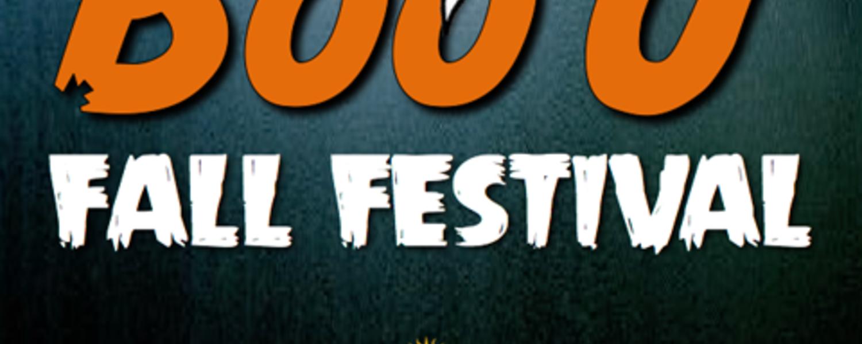 Boo U Fall Festival on Thursday, Oct. 27