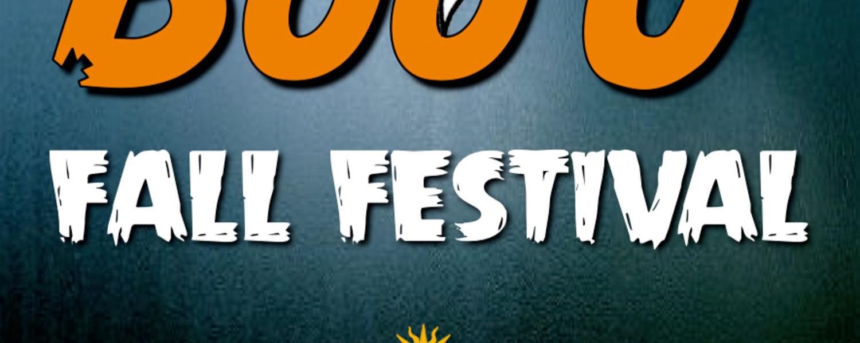 Boo U Fall Festival