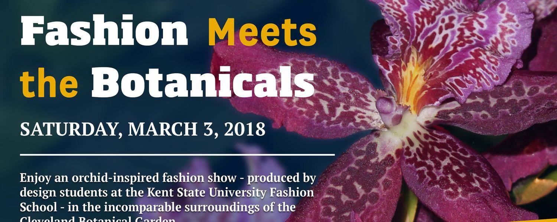 Fashion Meets the Botanicals