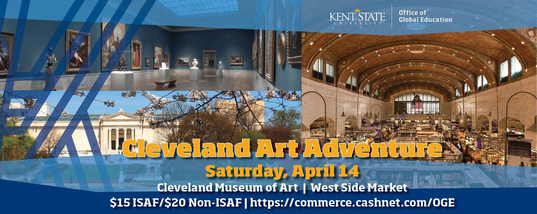Cleveland art adventure