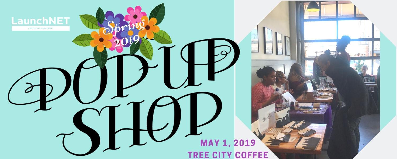 Spring Pop-up Shop 2019