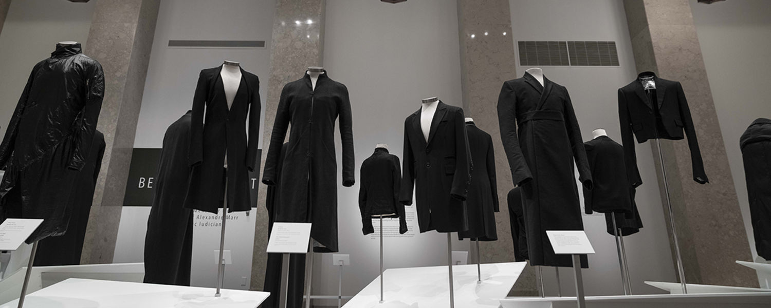Beyond the Suit Gallery View