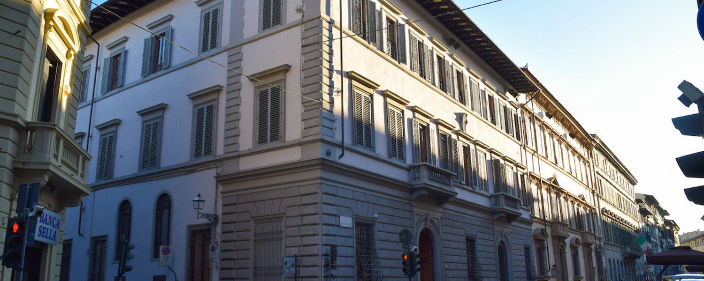Palazzo Vittori in Florence Italy