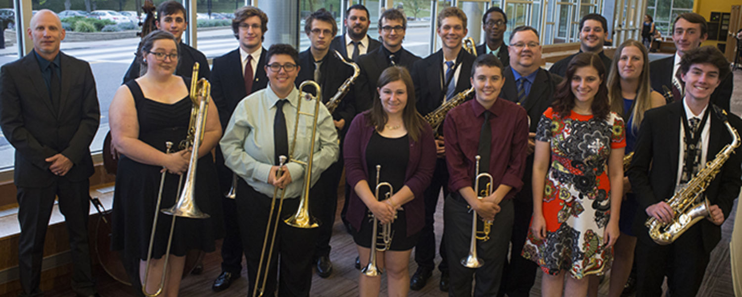 The Jazz Studies Department, part of the Hugh A. Glauser School of Music at Kent State University, is hosting a number of events this fall including concerts that are free and open to the public.