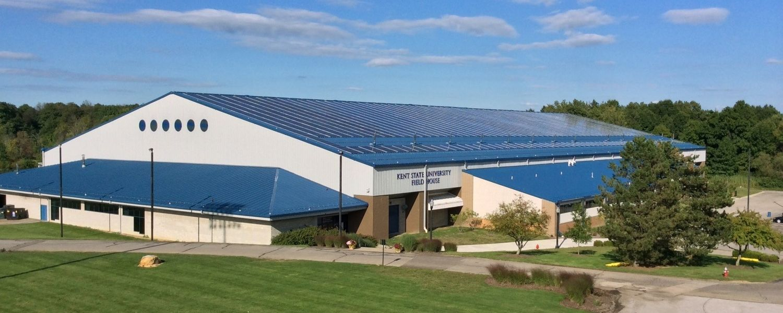 Kent State University Field House Solar Array
