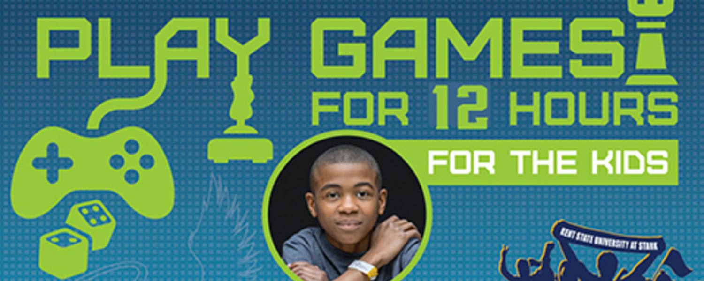 Game-A-Thon on Friday, Nov. 20