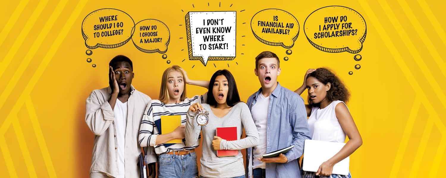 Get Started: A Crash Course in College Planning