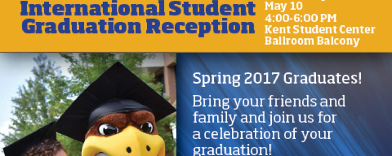 Spring 2017 International Graduation