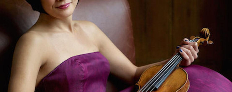 Faculty Concert 1 - Jennifer Koh, violin