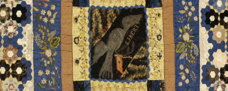 Keckley Quilt Center Detail