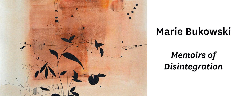 Marie Bukowski, Memoirs of Disintegration, KSU Downtown Gallery, Dec. 2018