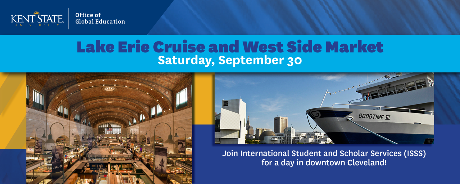 Lake Erie Cruise and West Side Market, September 30