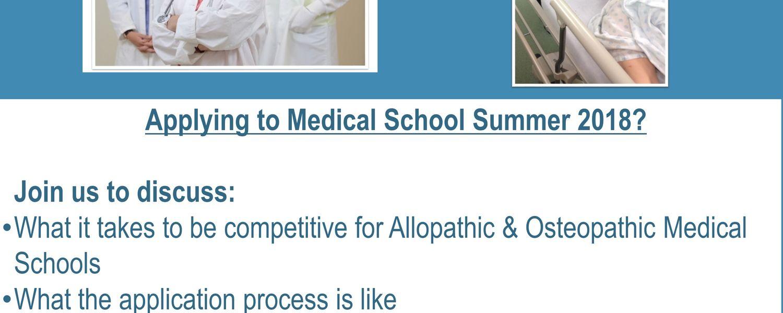 Med school workship