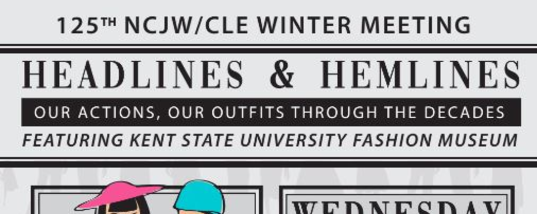 NCJW Winter Meeting