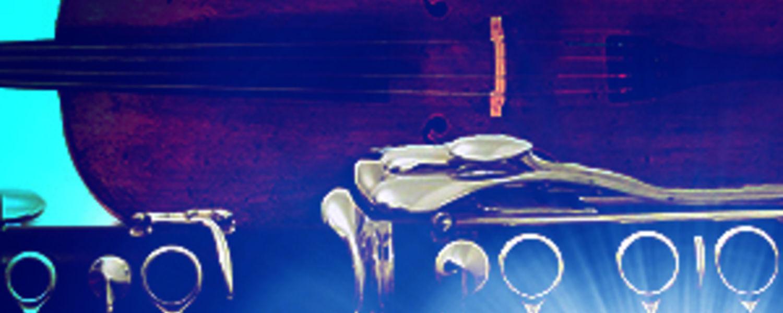 cello clarinet and piano