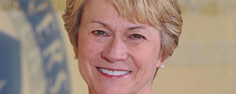 Kent State University President Beverly Warren