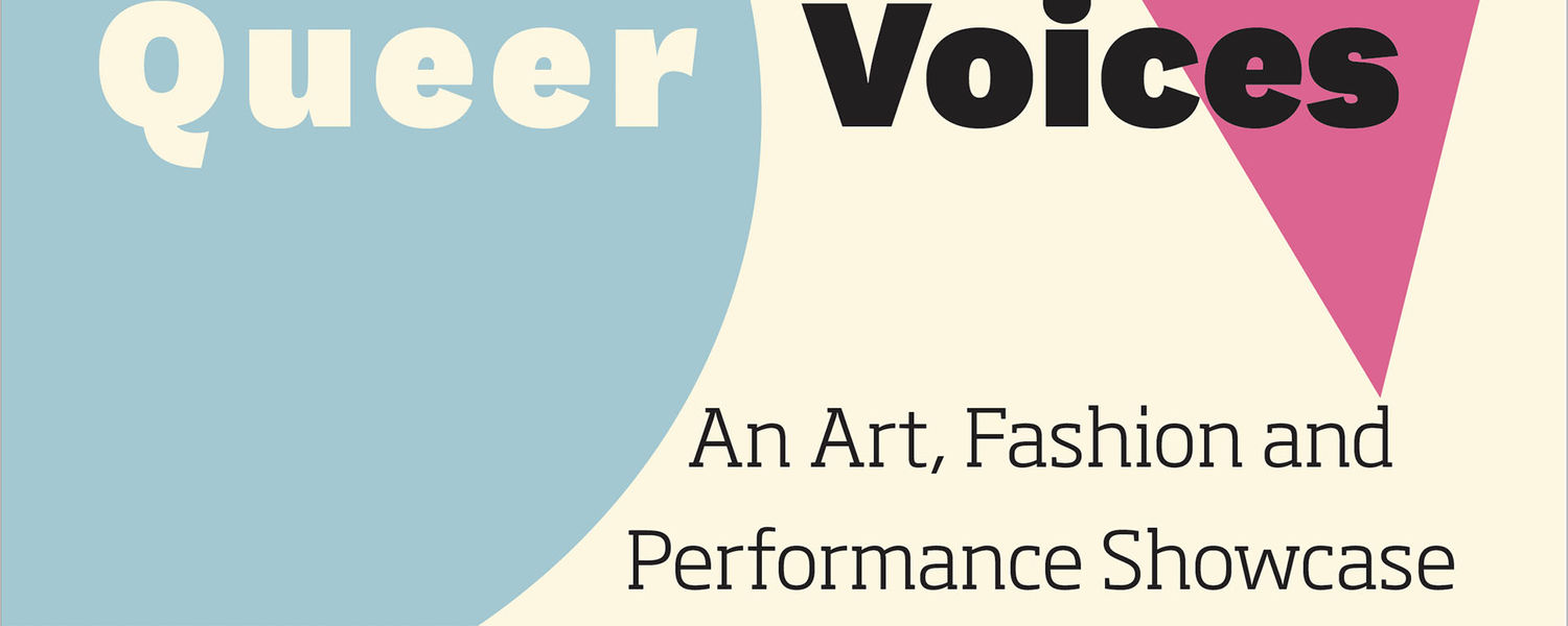 Queer Voices banner