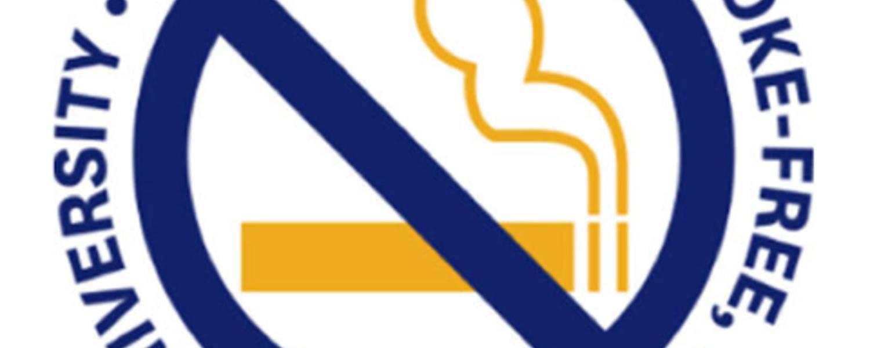 Kent State Is a smoke-free, tobacco-free university