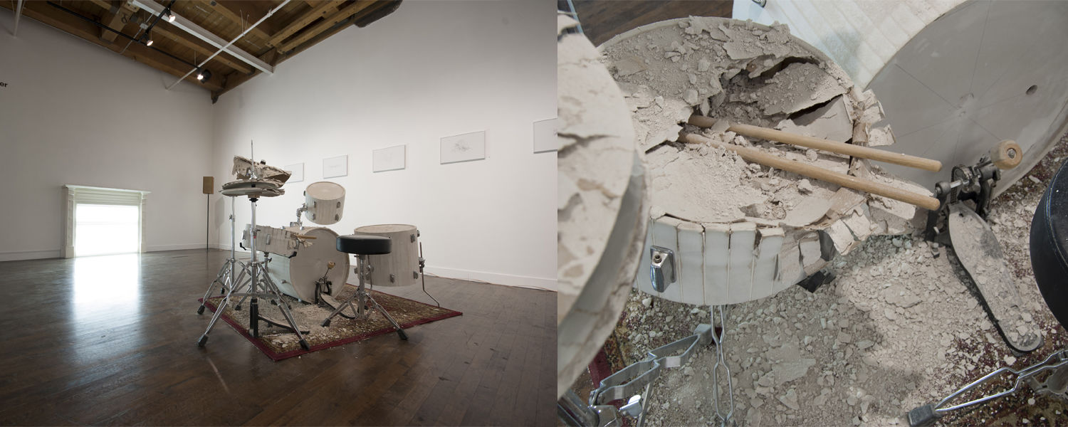 Scott Carter, visiting artist in sculpture and expanded media