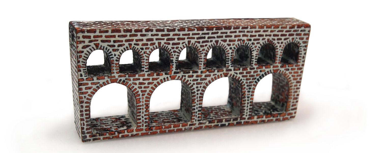 Sharon Massey, Aqueduct