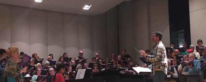 Communiversity Choir Members Join KSU Choir, Orchestra for German Requiem
