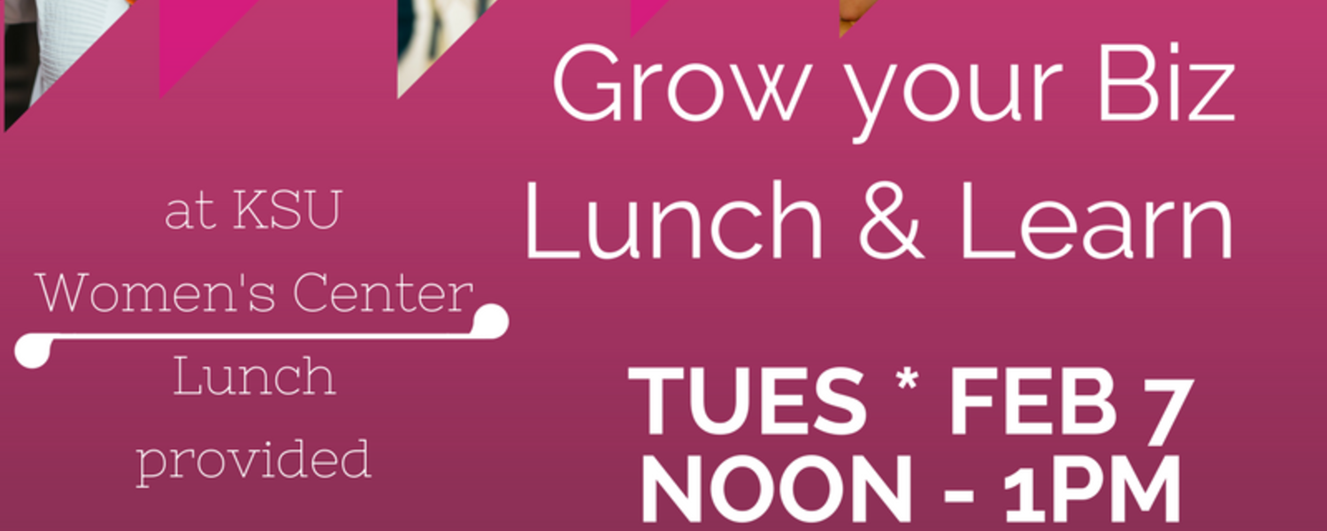 LaunchNET and Bad Girl Ventures female business owner lunch & learn on Tuesday February 7, 2017