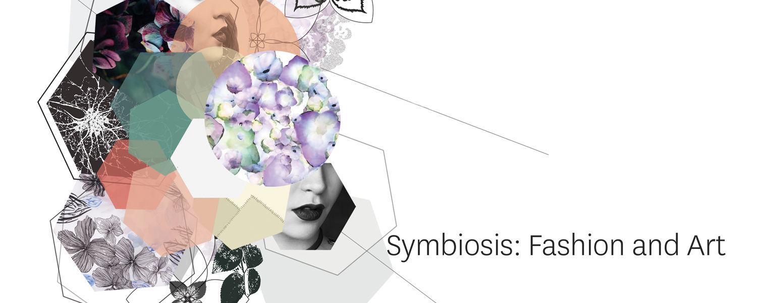 Symbiosis: Fashion and Art, April 2-7, 2018